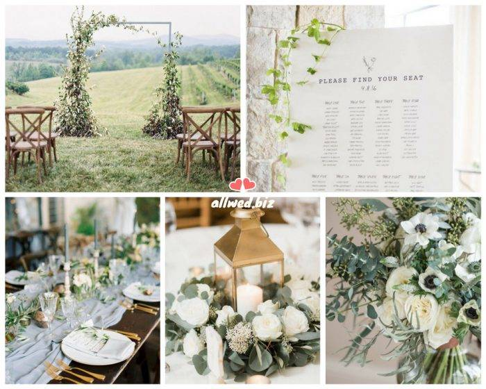 Главные свадебные тренды 2020 — от платьев до цветов