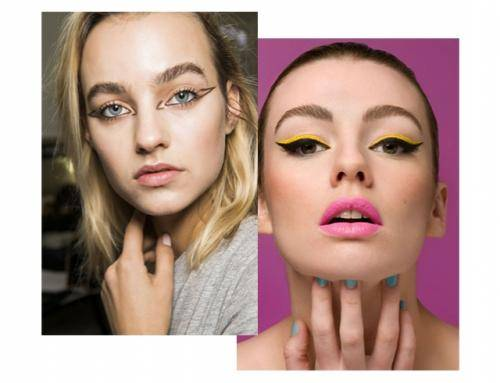 Летний макияж 2020