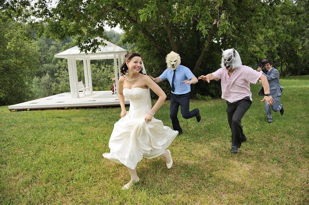 Веселые конкурсы для жениха и невесты: топ-6 игр для современной свадьбы