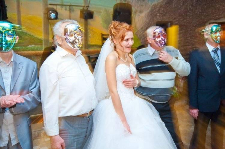 Похищение и выкуп невесты – конкурс для банкета: весело и неожиданно