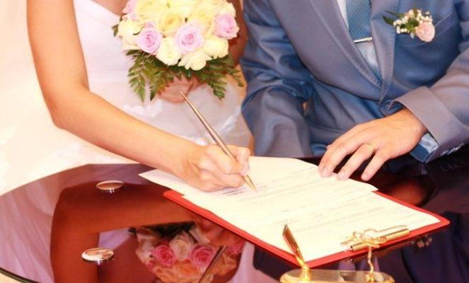 Регистрация брака при беременности — сроки и документы