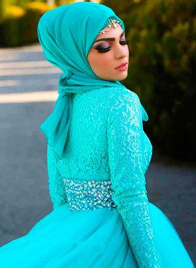 Образ арабской невесты – олицетворение скромной красоты