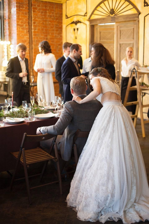 Организация свадьбы в стиле «завтрак у тиффани» — оформление зала и сценарий