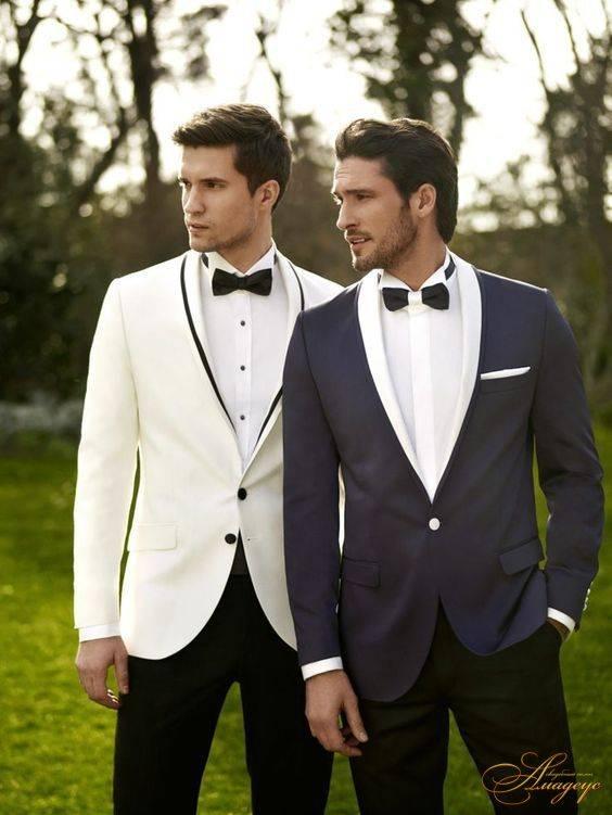 Как выбрать костюм на свадьбу?