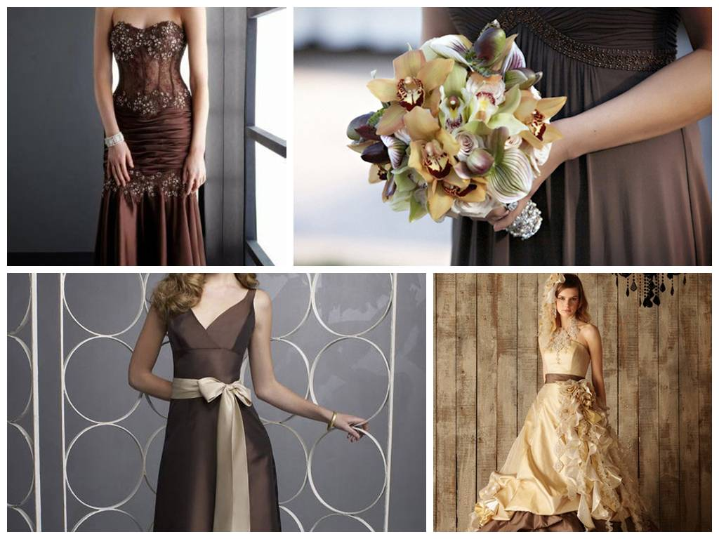 Свадьба в золотом цвете: основные моменты