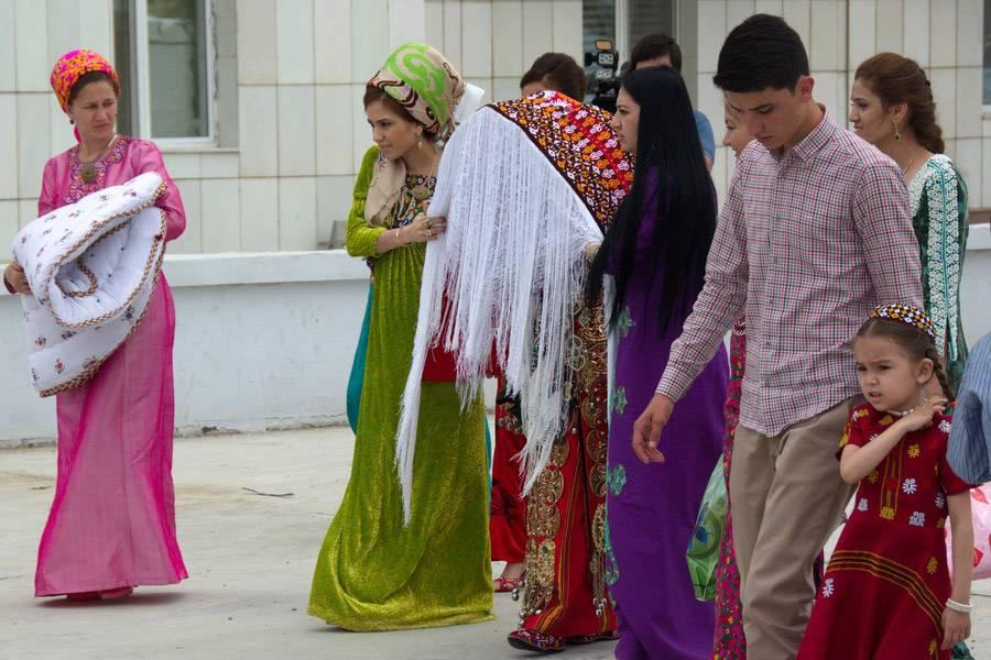 Обычаи и традиции дагестанской свадьбы