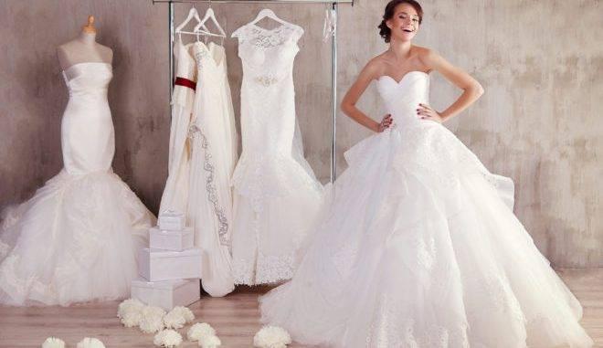 Самые популярные приметы про свадебное платье