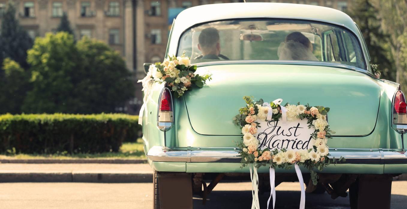 Свадьба в стиле винтаж: детали организации