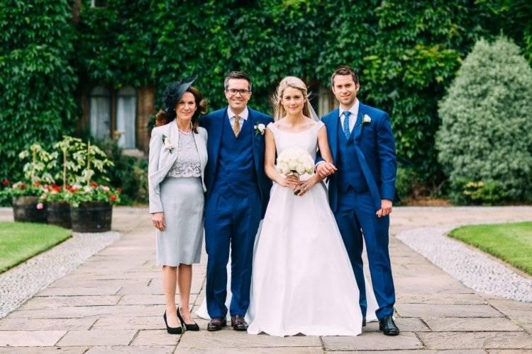 Костюмы жениха и невесты: создаём гармоничное сочетание
