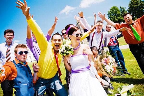 Сценарий свадьбы для небольшой компании: отмечаем дома