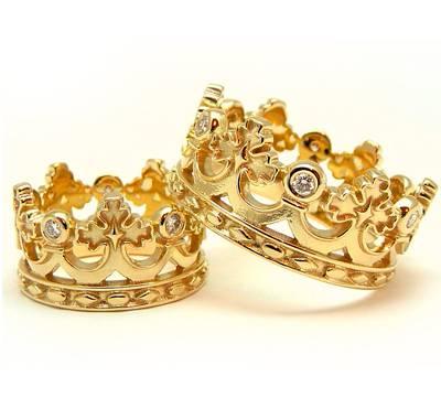 Необычные обручальные кольца (48 фото): красивые свадебные парные модели самого оригинального дизайна из серебра и золота