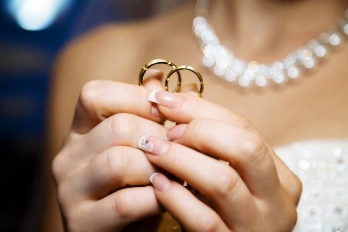 На какой руке носят обручальное кольцо мусульмане?