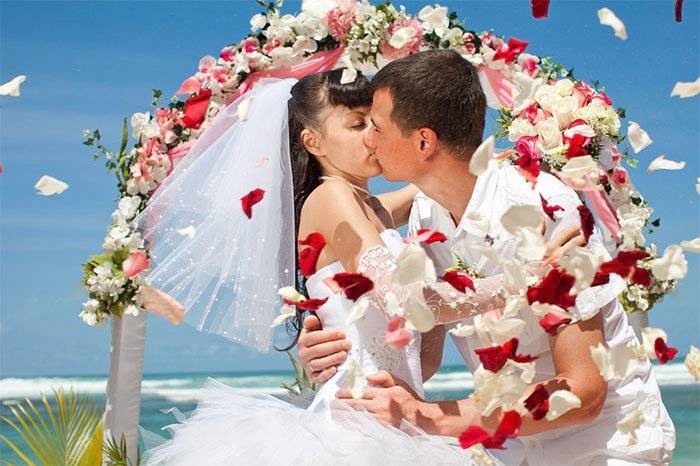 Сценарий изумрудной свадьбы