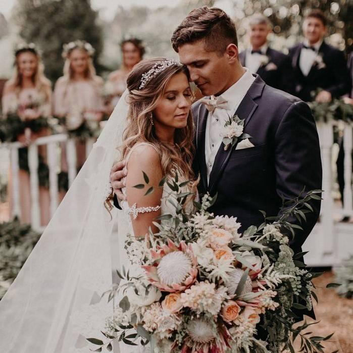 Оригинальные слова для выкупа: подборка свадебных клятв жениха и невесты