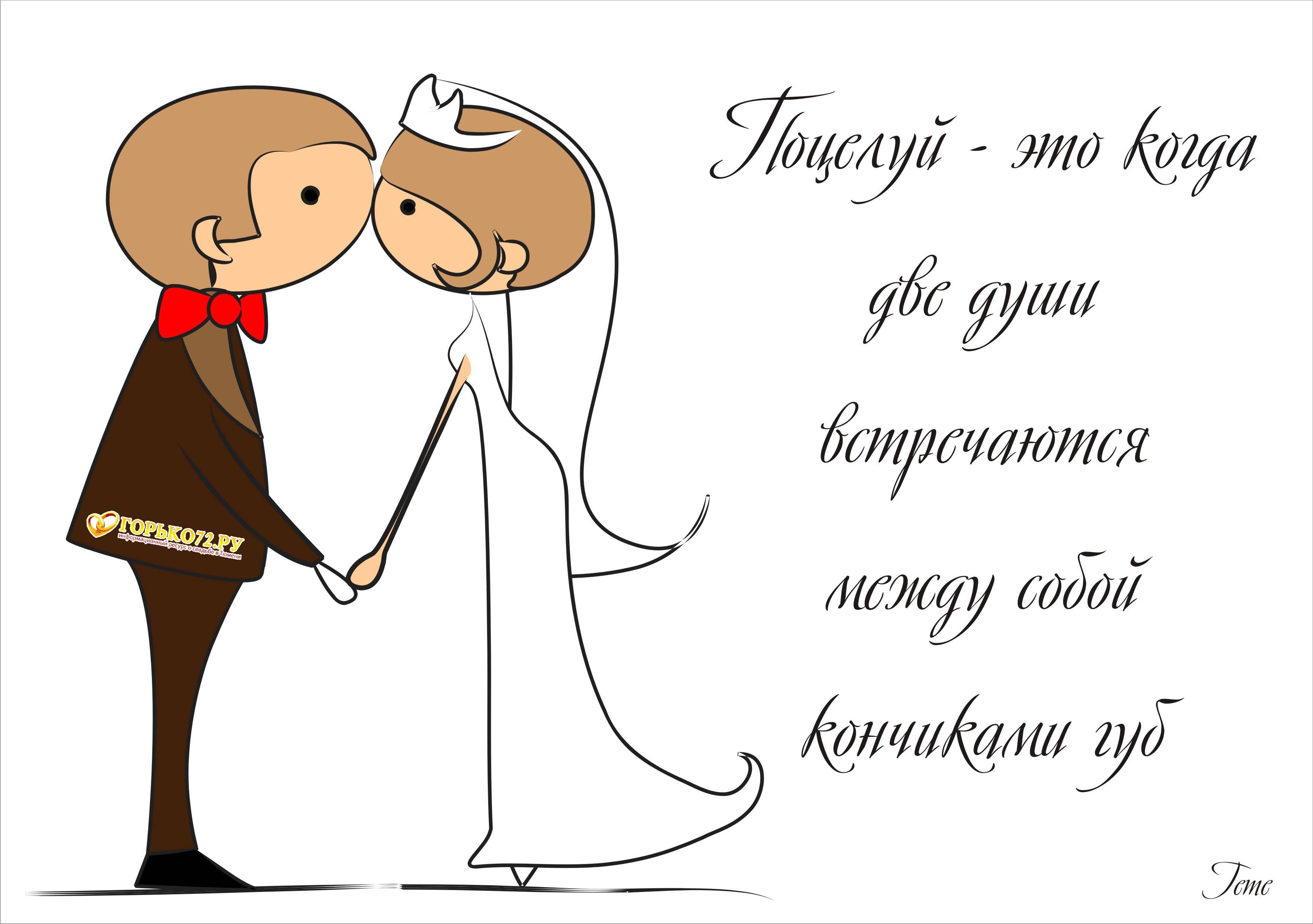 Свадебные плакаты как элемент оформления