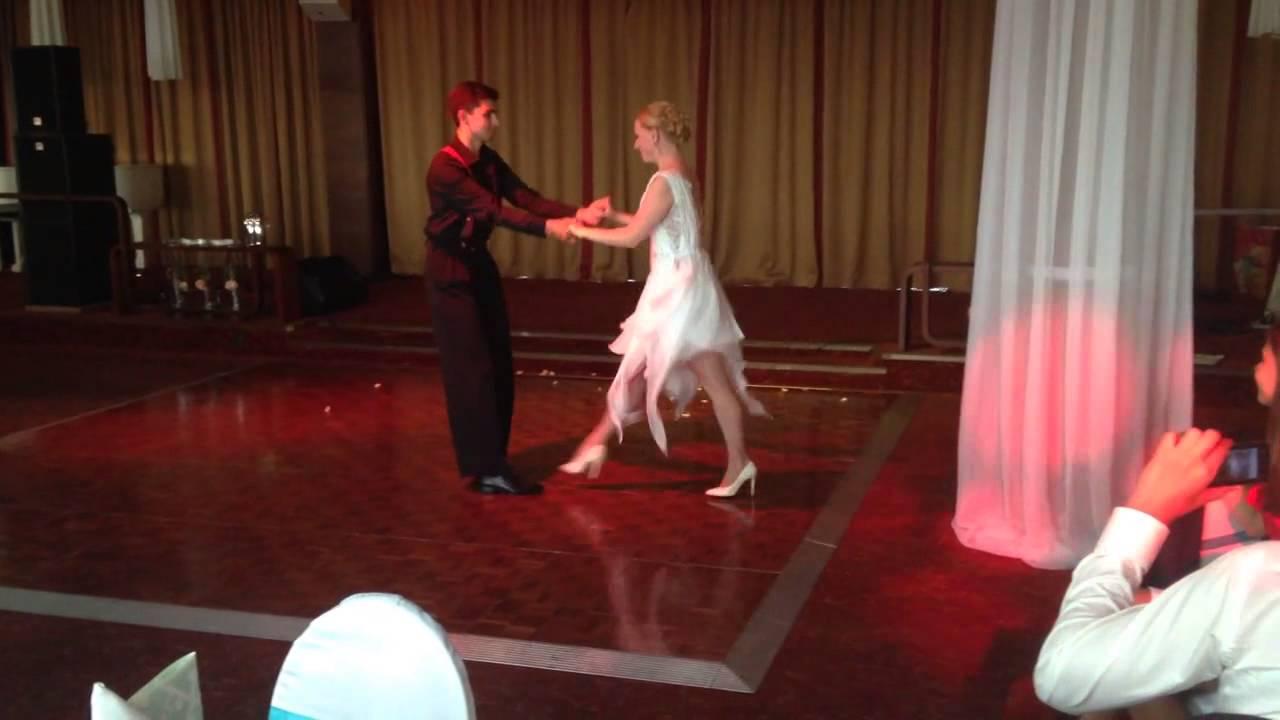 Постановка свадебного танца в москве в стиле танго.