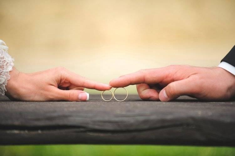 Красивые обручальные кольца: приметы и суеверия о непростом украшении – какие должны быть