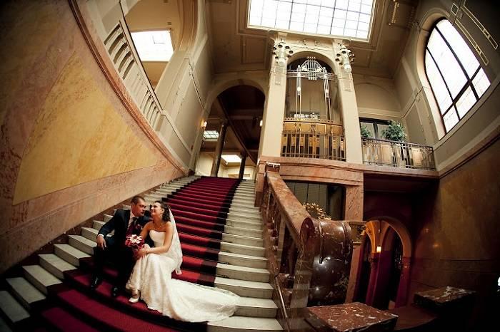 Места для проведения свадьбы: сделайте правильный выбор