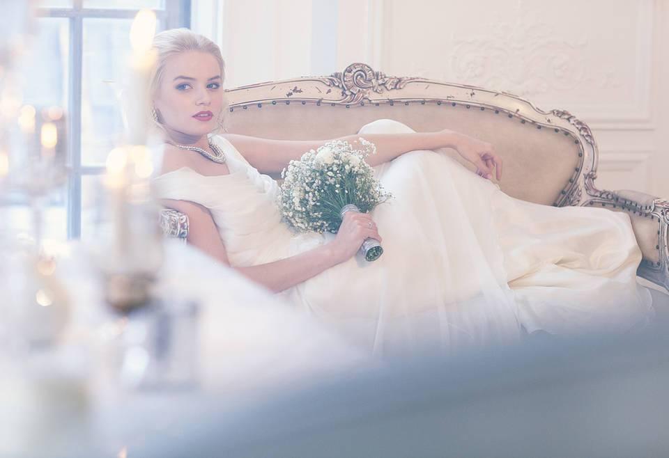 Как создать безупречный образ невесты?