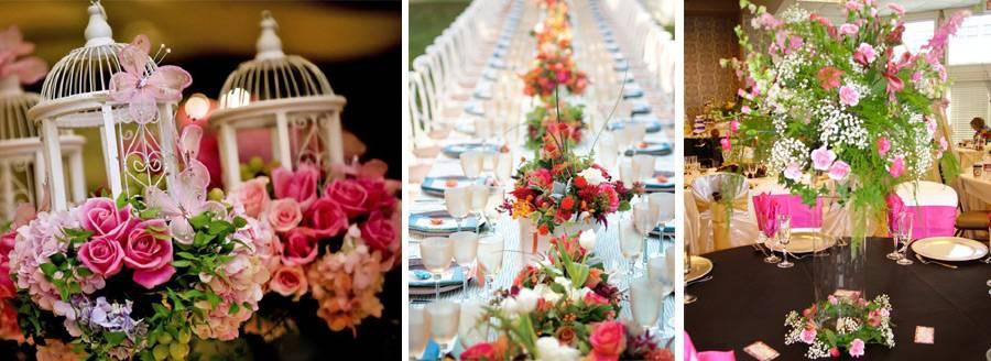 Оформление стола молодоженов на свадьбу – идеи на 100 баллов