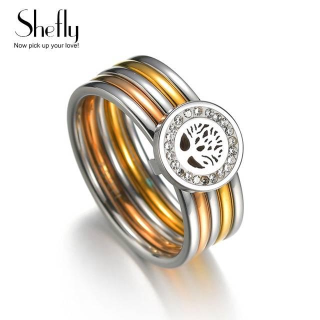 Модные кольца 2020 из золота и серебра — фото, новинки