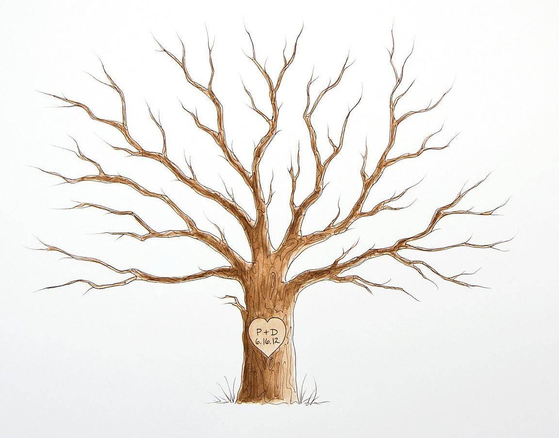 Как сделать дерево пожеланий своими руками