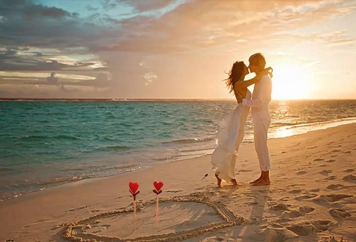 Куда поехать в свадебное путешествие