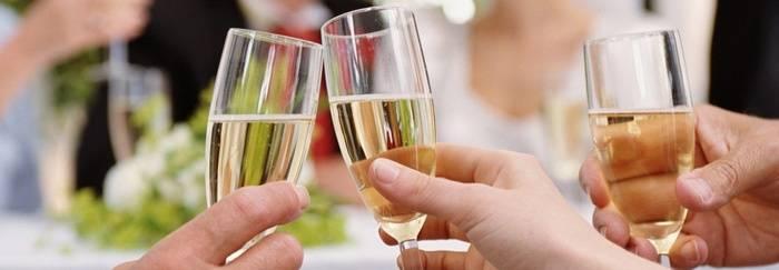 Свадьба: что пить изволите?