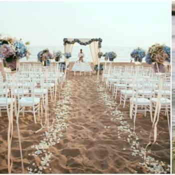 Свадьба в сиреневом цвете: концепция оформления