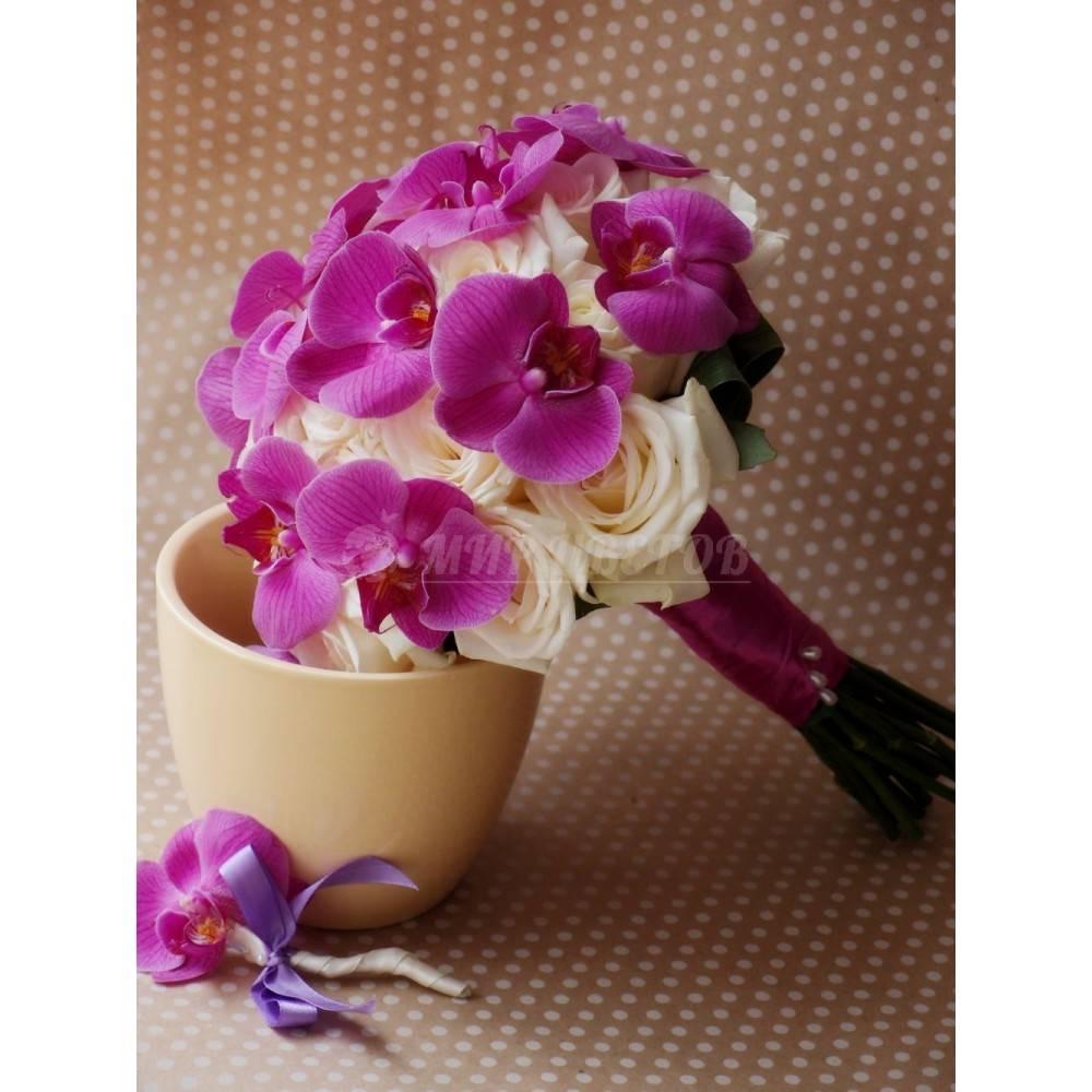 Свадебный букет из калл – секреты флористики