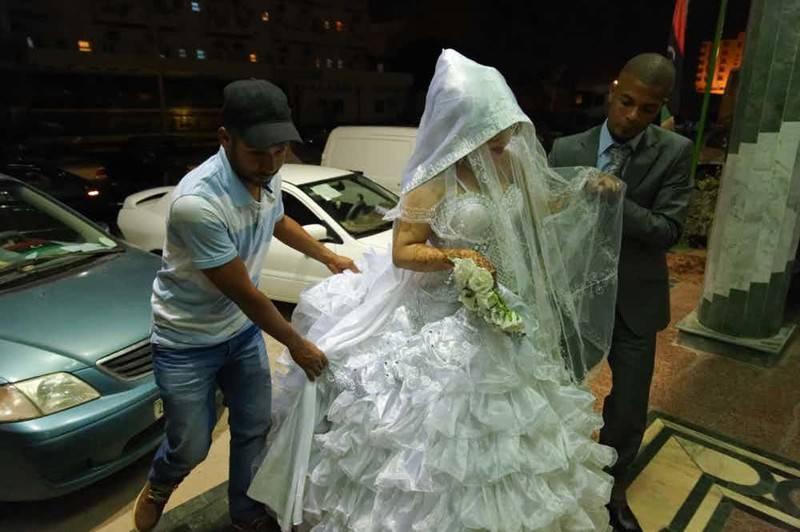 Как проходит первая брачная ночь у мусульман