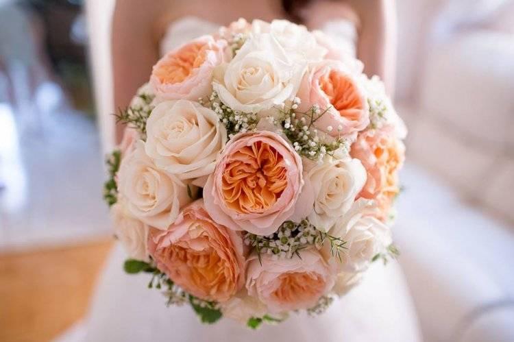Букет невесты: фото 88 лучших вариантов