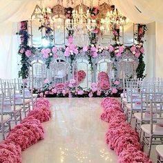 Свадьба в коралловом цвете (фото)