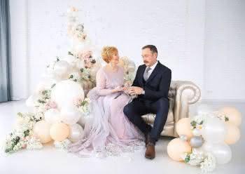 Подарок на золотую свадьбу (50 лет) родителям своими руками