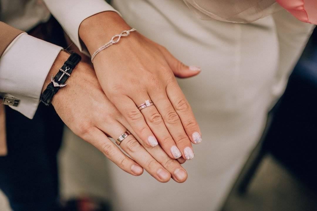Почему обручальное кольцо носят на безымянном пальце: история, традиции и обоснования