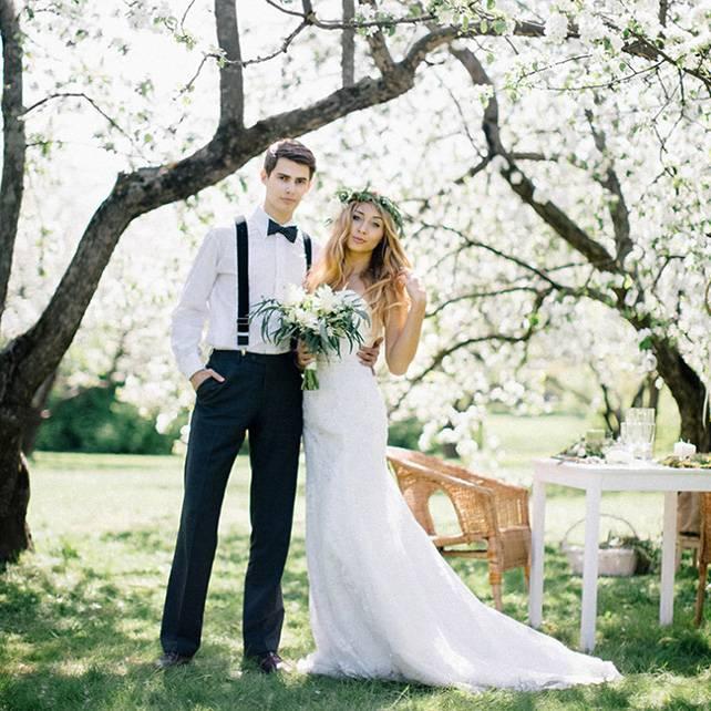 Идеи для проведения фотосессии невесты