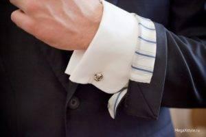 Вечная классика: свадебный гид по запонкам. мужские свадебные рубашки под запонки два ключевых правила выбора аксессуаров для жениха
