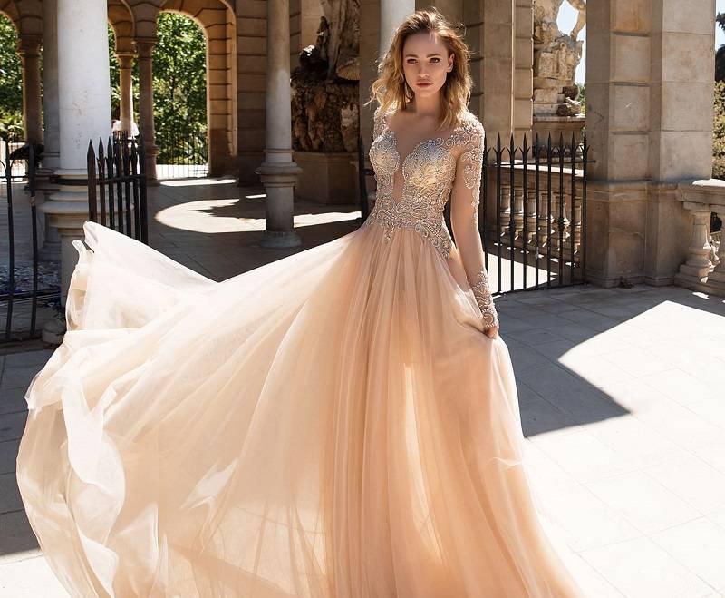 Оригинальные свадебные платья – выделяемся из толпы одинаковых невест