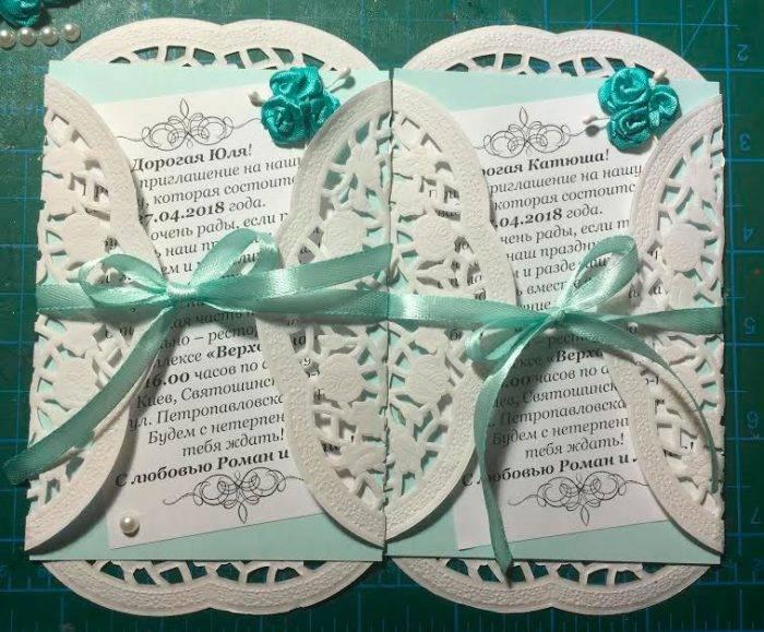 Как изготовить пригласительные на свадьбу в виде свитка своими руками?