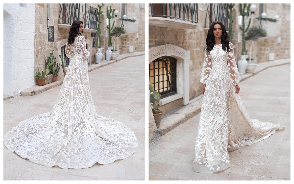 Венчание.выбор платья.