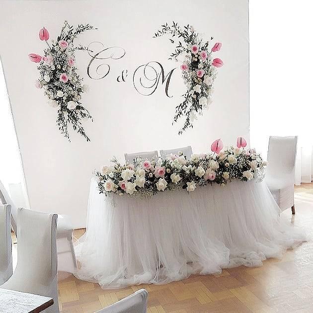 Свадьба в персиковых цветах — 99 фото лучших идей украшений и оформления