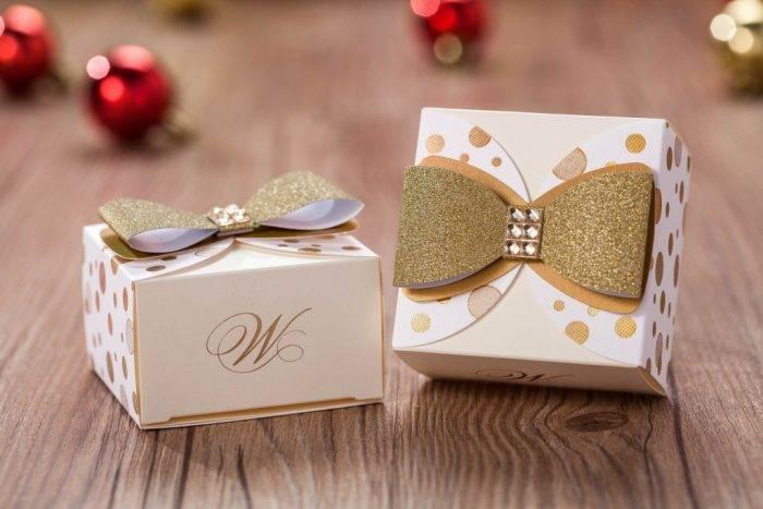 Бонбоньерки на свадьбу своими руками: лучшие идеи с фото и шаблонами
