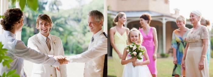 Интересное представление гостей на свадьбе примеры