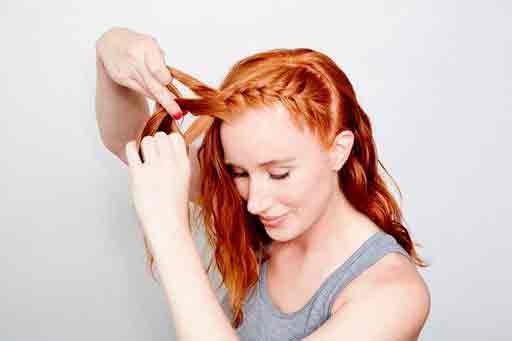 Создаём вечерние причёски своими руками: инструкции с пошаговыми фотографиями