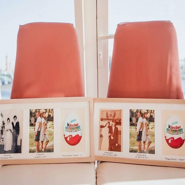 Подарки от молодоженов на свадьбе родителям (28 фото): что подарить родственникам жениха и невесты?