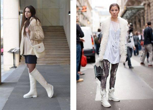 Зимние женские сапоги 2020 - какие модели женских сапог самые модные в 2020 году - разбор тенденций и 150 фото