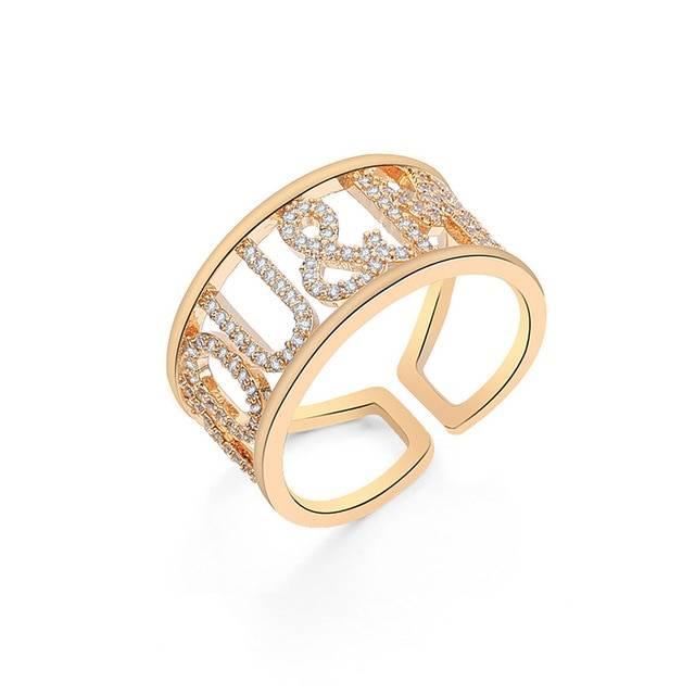Обручальные кольца с камнями: идеи и фото