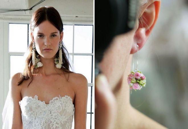 Как выбрать стильные и красивые свадебные серьги в 2020 году?