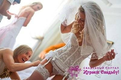 Свадебное белье для невесты: советы по выбору