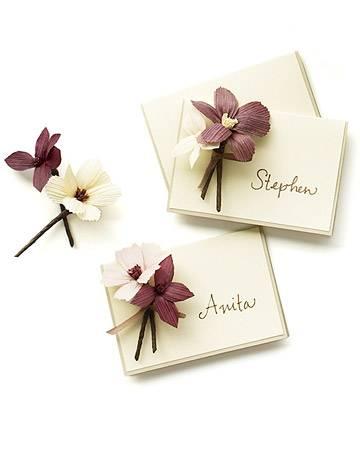 Рассадочные карточки на свадьбу: нужны ли они и как их сделать своими руками